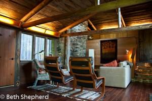 Salal cabin, Deep Forest Cabins, Paradise, Washington