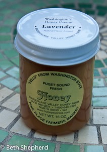 Puget Sound Lavender Honey