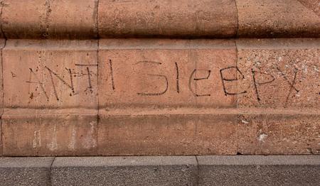 Anti sleepy Yerevan Armenia