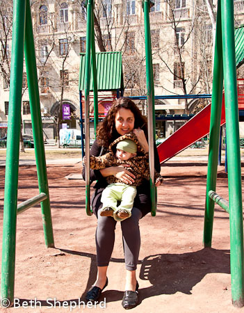 Swingside in Yerevan