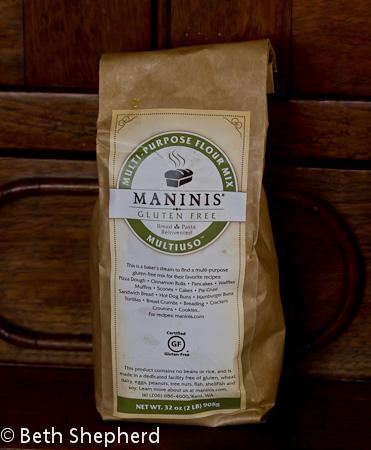 Maninis Gluten Free Multiuso Multipurpose Flour Mix