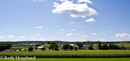 Lancaster landscape