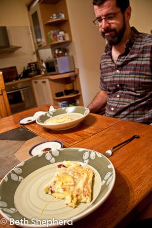 Omelets in Armenia