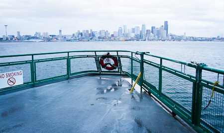 Ferry to Bainbridge