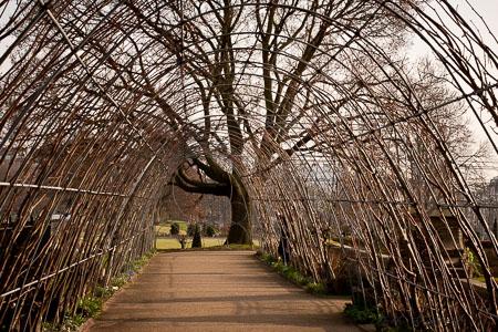 Kensington Garden arbor