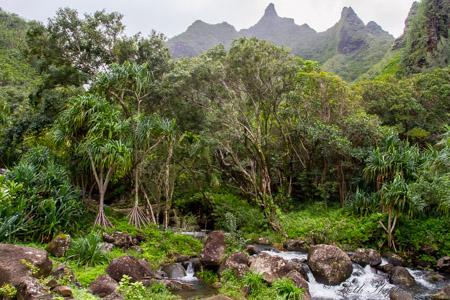 Limahuli Garden on Kauai