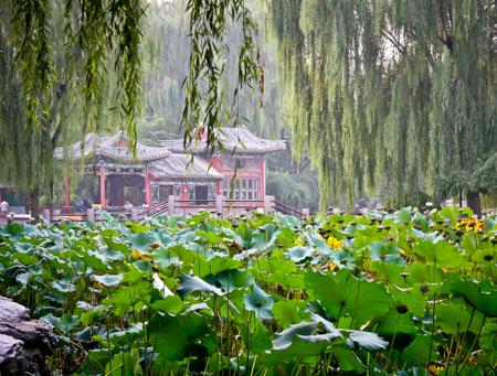 Ri Tan Park Beijing