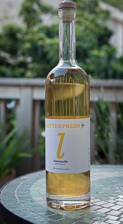 Lemonpress Limoncello
