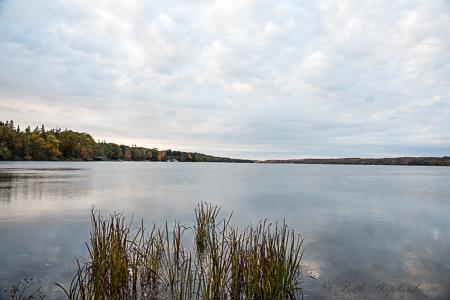 Cazenovia Lake in October