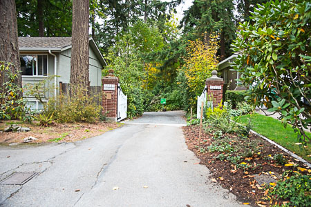 Dunn Gardens in Seattle, WA