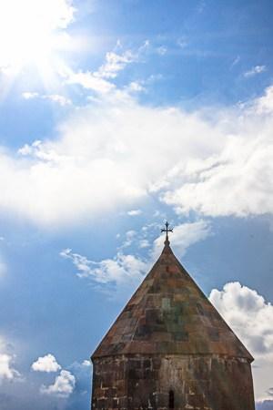 Armenian Christmas at an Orthodox church