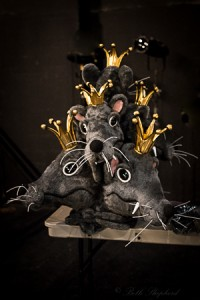 Mouse King head