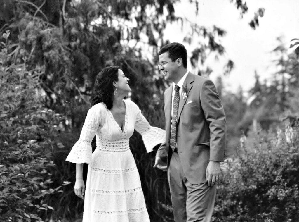 Beth and Joel get married