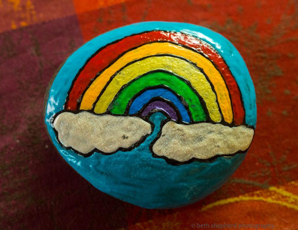 Treasure rock Whidbey Island