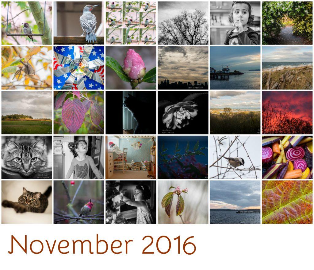 November 2016 photos