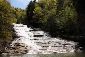 Buttermilk Falls State Park, Ithaca, New York