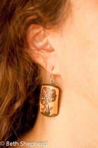 Armenian earring