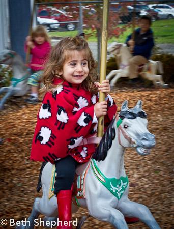 Remlinger Farms carousel