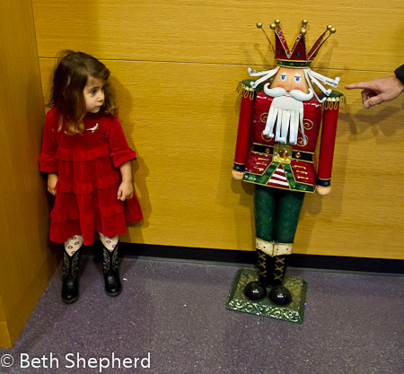 Nutcracker and little one 2