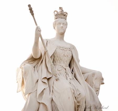 Kensington Garden statue