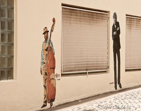 Street art La Butte aux Cailles