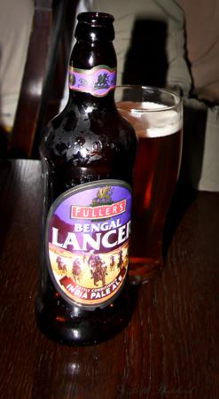 Fullers Bengal beer