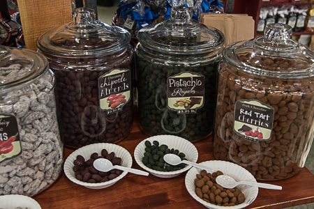 Handmade Chocolate covered nuts