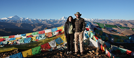 17,000 feet Tibet