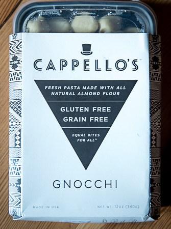 Cappellos gluten free gnocchi