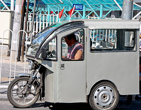 motor taxi in beijing