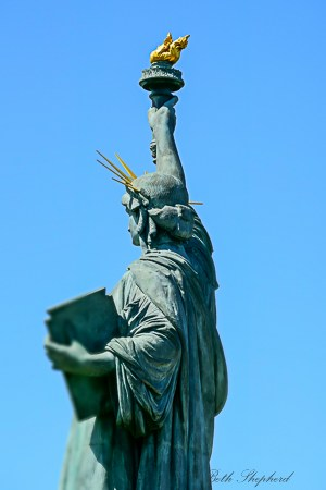 Statues of Liberty around the world