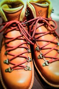 Cheryl Strayed Danner boots