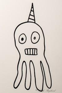 Octi the Octicorn