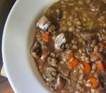 Moosewood soup